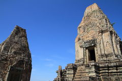 Pre Rup in Angkor Royalty Free Stock Photography