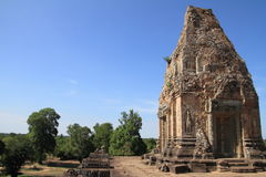 Pre Rup in Angkor Royalty Free Stock Photo