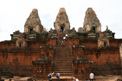 Pre rup Stock Photography