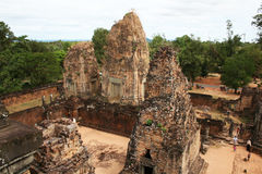 Pre rup ruins Stock Images