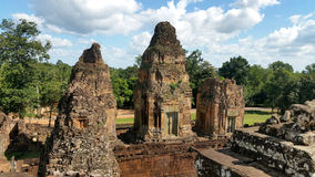 Pre Rup , Siem Reap Cambodia Royalty Free Stock Image