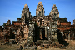 Pre Rup Temple,Angkor Royalty Free Stock Photos
