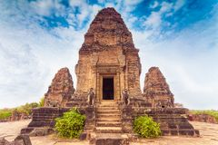 Pre Rup temple, Angkor area, Siem Reap, Cambodia Stock Image