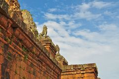 Pre Rup Temple in Angkor, Cambodia Royalty Free Stock Images