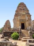 Pre Rup temple at Angkor Royalty Free Stock Photo