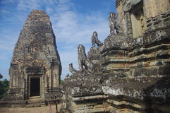 Pre Rup temple in Angkor Royalty Free Stock Image