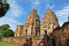 Pre Rup Temple In Angkor, Cambodia Stock Photography