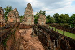 Pre Rup temple Stock Photo