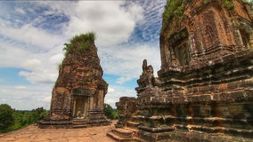 Pre Rup temple time lapse loop Stock Photos