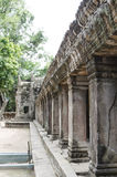 Pre Rut. Ankor wat style temple built in the second half of the 12th century in cambodia siem reap ankorian period royalty free stock photos