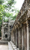 Pre Rut. Ankor wat style temple built in the second half of the 12th century in cambodia siem reap ankorian period royalty free stock photography