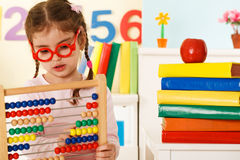 Pre-school education Stock Photography