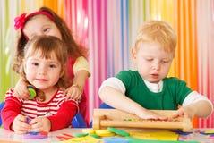 Pre-school onderwijs Royalty-vrije Stock Afbeeldingen