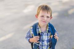 Free Pre-school Student Going To School Stock Image - 99077651