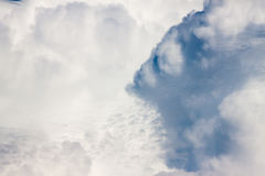 Pre storm clouds Royalty Free Stock Photography