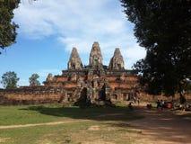 Pre templo de Rup Imagen de archivo libre de regalías