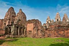 Pre templo de Rup, Cambodia Imagem de Stock