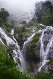 Pre Toh Lor Soo Waterfall. In Tak province, Thailand Royalty Free Stock Photography
