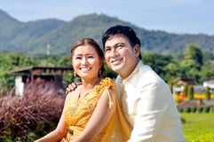 Pre-wedding Royalty Free Stock Photography