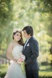 Pre-wedding. Love between two people wedding Royalty Free Stock Photo