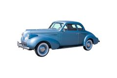 pre wojny samochodu obraz royalty free