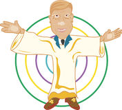 The Preacher Man Royalty Free Stock Photos