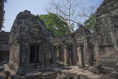 Preah kahn Royalty Free Stock Images