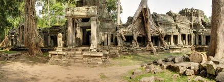 Preah Kahn Temple, Angkor Wat, Cambodia Royalty Free Stock Photography