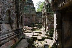 preah khan świątynia Fotografia Royalty Free