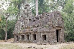 Preah  Khan Royalty Free Stock Images