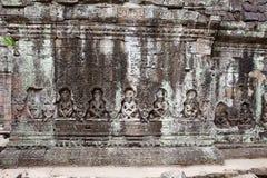 Preah  Khan Royalty Free Stock Image