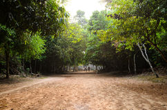 Preah khan Fotografie Stock
