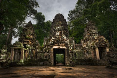 preah khan Photos stock