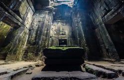 Preah Khan, Angkor Στοκ Εικόνα