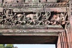 Preah Khan in Angkor Royalty Free Stock Images