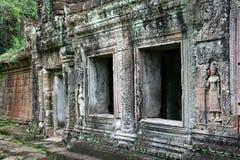 Preah Khan - Cambodia Stock Image