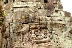 Preah Khan  in Cambodia Stock Photos
