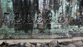 Preah Khan en Angkor, Camboya Fotografía de archivo libre de regalías