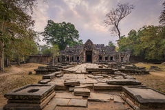Preah Khan Royalty Free Stock Image
