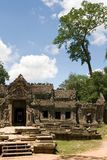 Preah Khan Portrait Royalty Free Stock Photography