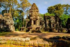 Preah Khan Temple, Angkor, Siem Reap,  Cambodia. Royalty Free Stock Photography