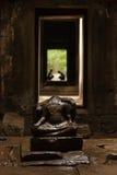 Preah Khan Temple em Angkor Fotos de Stock Royalty Free