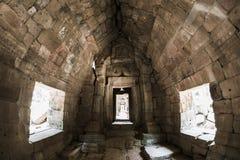 The Preah Khan temple Stock Photo