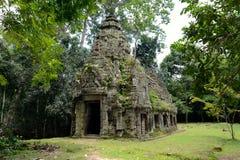 Preah Khan temple Royalty Free Stock Photo