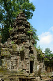 Preah Khan temple Royalty Free Stock Photography