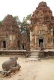 Preah Ko świątyni ruiny Obraz Stock