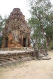 Preah Ko świątyni ruiny Fotografia Royalty Free