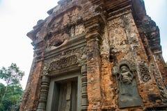 Preah Ko Der Tempelkomplex von Angkor Lizenzfreie Stockfotografie