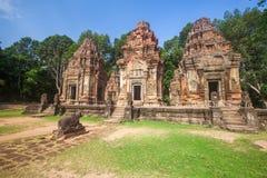 Preah Ko Tempel, Angkor Lizenzfreie Stockfotografie