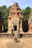 Preah Ko temple, Angkor Royalty Free Stock Photos